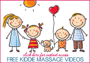 Stress Free Children - Kiddie Massage Videos